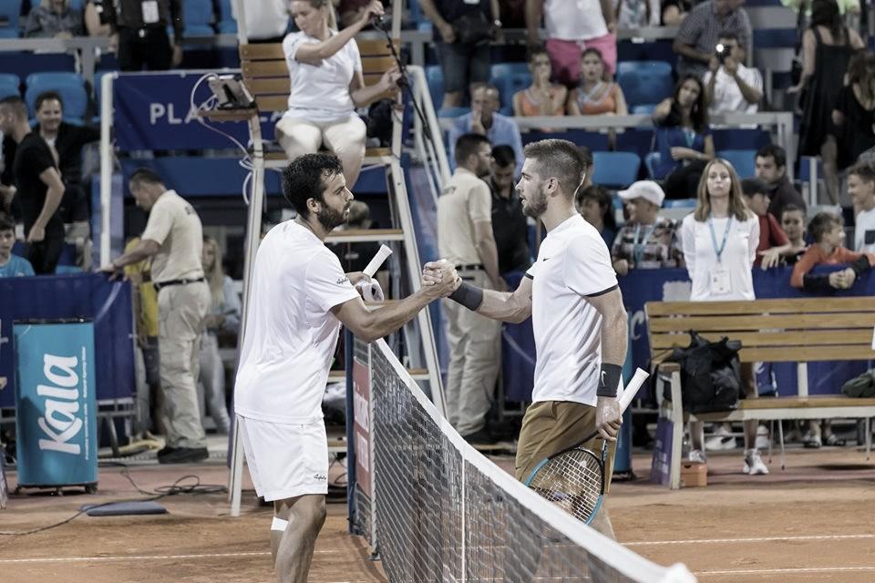 Surpresa: Coric cai para Caruso logo na estreia do ATP 250 de Umag