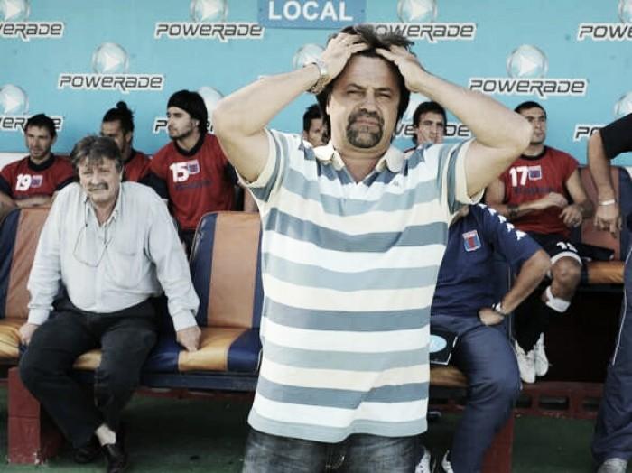 El último partido de Caruso en Tigre