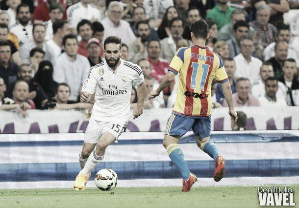 """Carvajal: """"Nuestro capitán es Sergio Ramos, tiene galones"""""""
