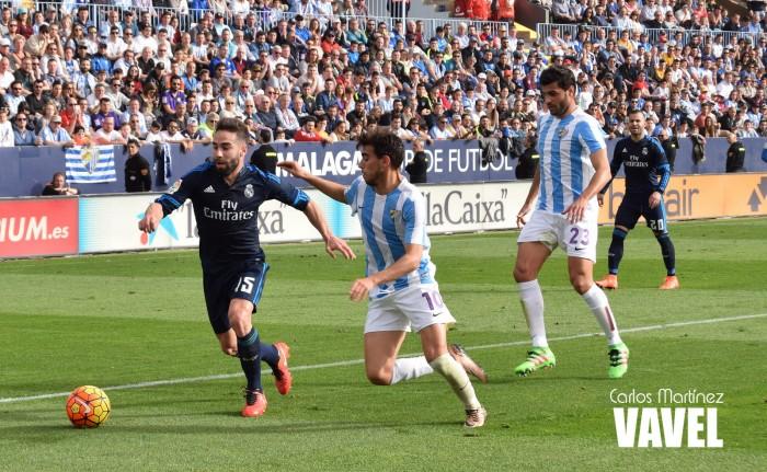 """Carvajal: """"Al final de temporada veremos lo que somos capaces de conseguir"""""""