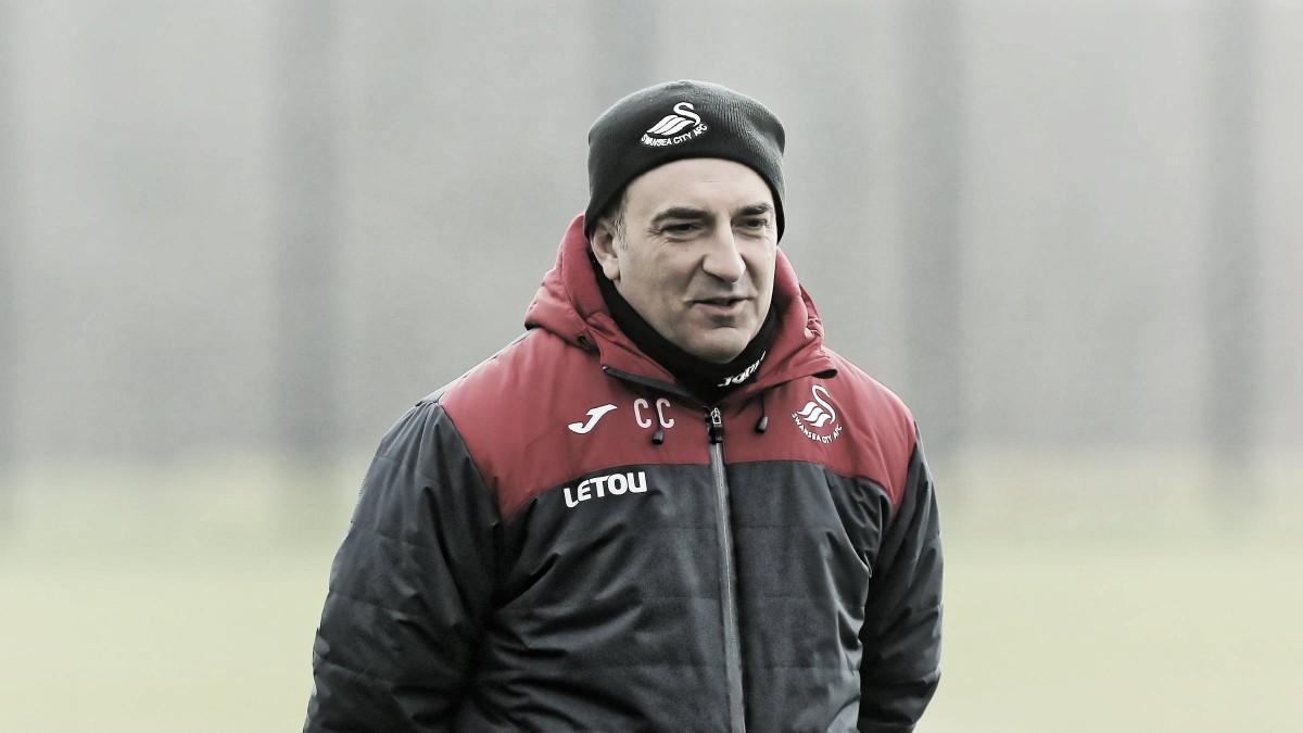 """Carvalhal: """"El Brighton es una amenaza para nosotros, tienen jugadores peligrosos"""""""