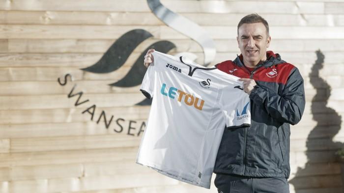 Carlos Carvalhal, nuevo entrenador de Swansea City