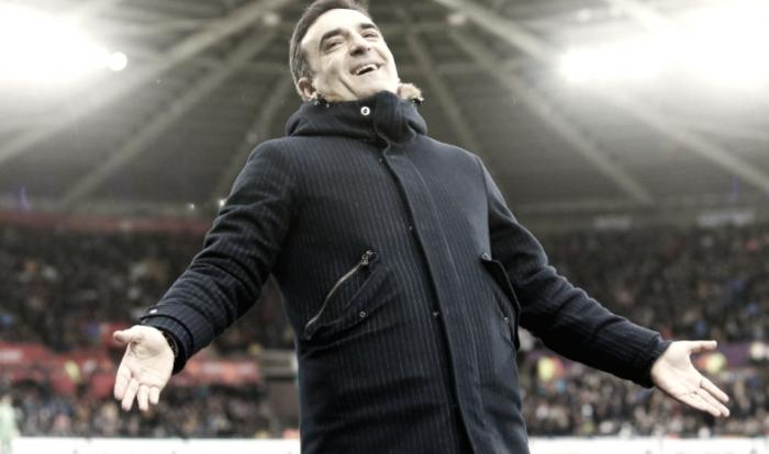 """Carlos Carvalhal: """"Creímos en la victoria y nos la merecimos"""""""