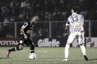 Em jogo de poucas chances, Avaí e Corinthians empatam em Florianópolis
