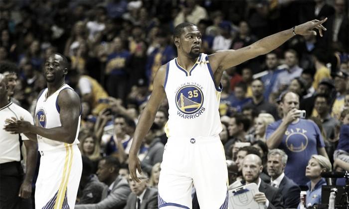 Los Warriors no necesitan a Durant… Por ahora