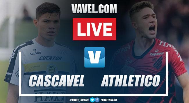 Melhores momentos de FC Cascavel x Athletico no Campeonato Paranaense (0-0)