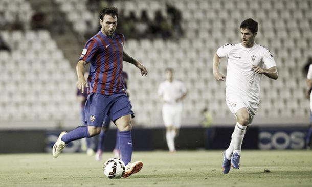 El Albacete Balompié - Levante de Copa se disputará en viernes