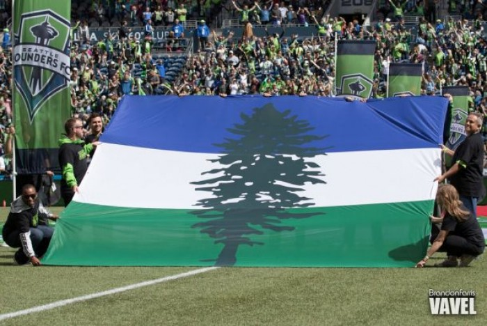 Seattle Sounders, Vancouver Whitecaps Looking For First Points Of Season