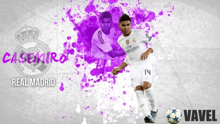 Real Madrid 2015/16: Casemiro, titular por derecho