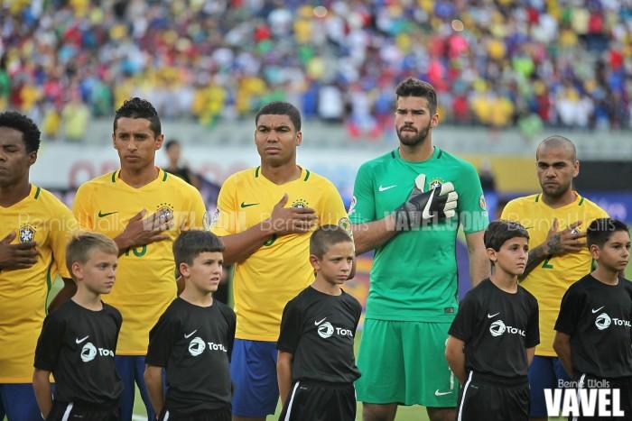 Copa América en blanco: Casemiro se despide desde el banquillo