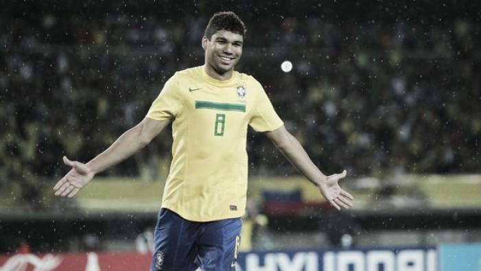 Casemiro será capitão da Seleção Brasileira contra  Bolívia