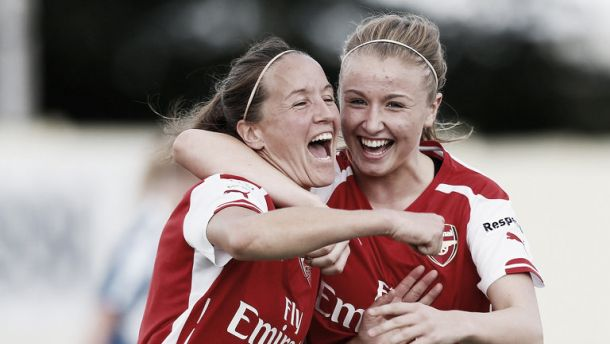 Do Arsenal Ladies have the perfect mix of youth and experience?