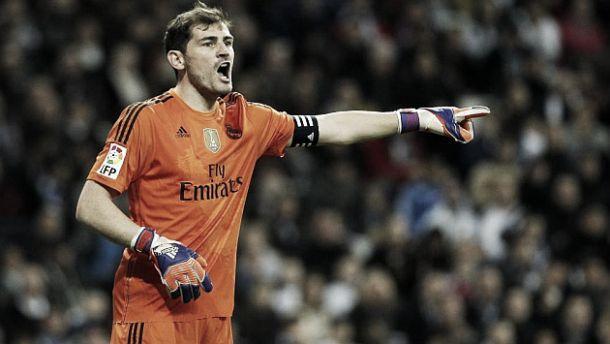 Casillas-Real: altolà al romanticismo