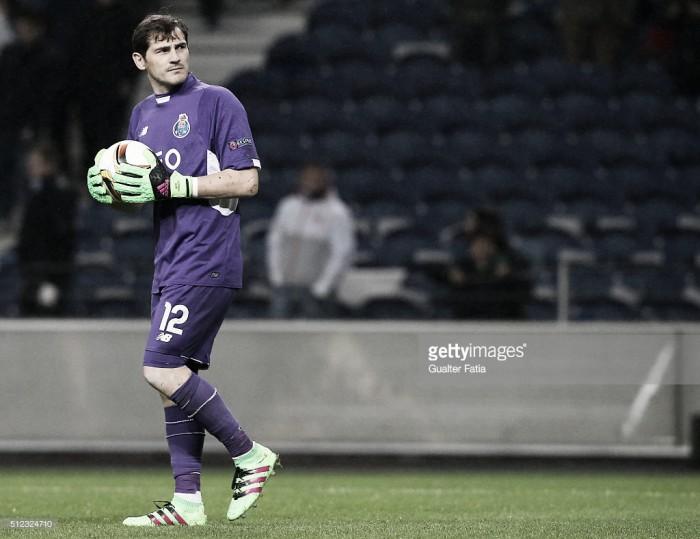 FC Porto: Casillas é para renovar