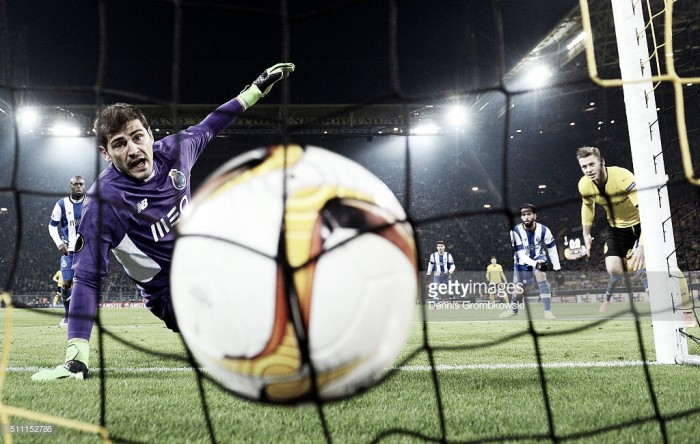 Casillas: do sonho ao pesadelo