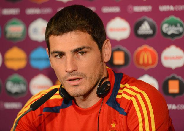 "Casillas: ""En ningún momento pensamos que somos favoritos"""
