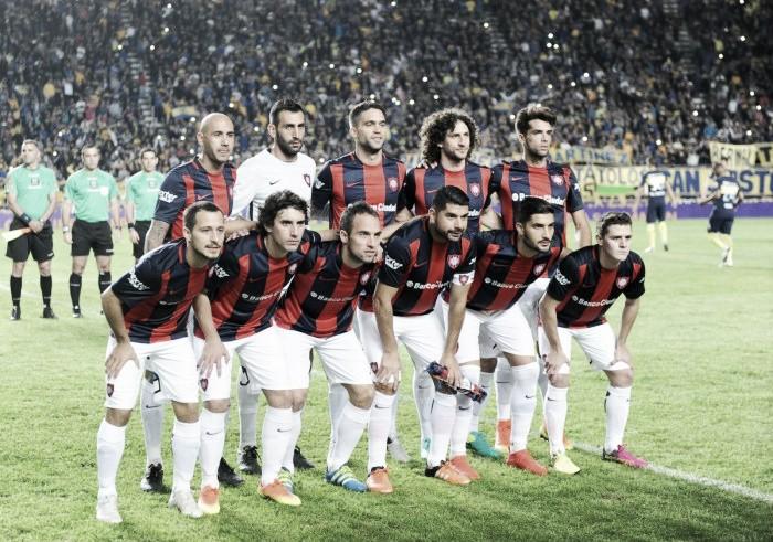 Analísis por bloque 2016/17: San Lorenzo