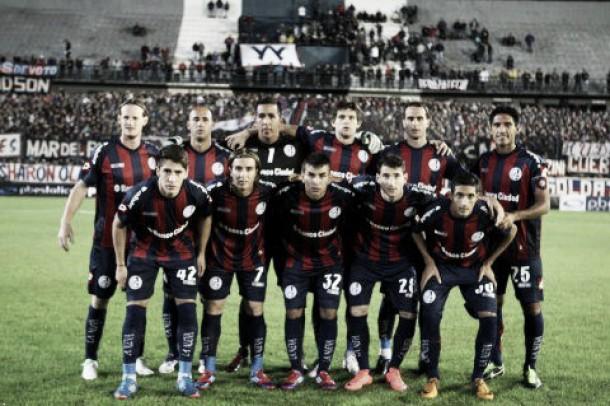 San Lorenzo de Almagro: Torneo Inicial 2013
