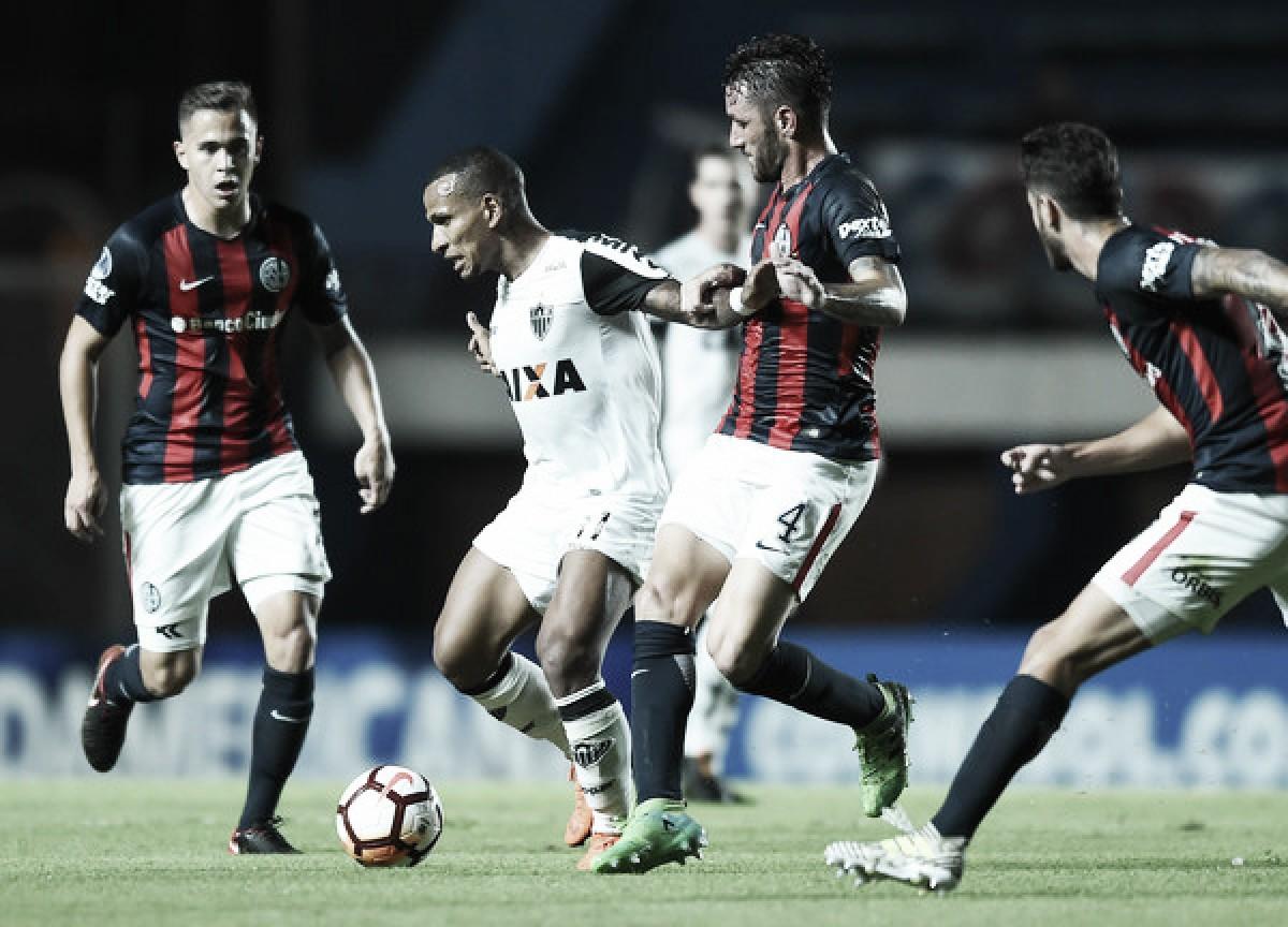 Previa Atlético Mineiro - San Lorenzo: por la revancha