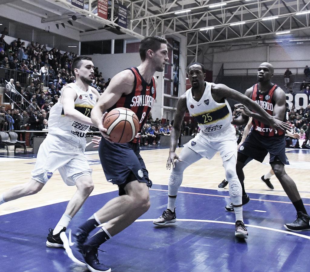 "Playoffs LNB: El ""Cuervo"" se vuelve a salvar"