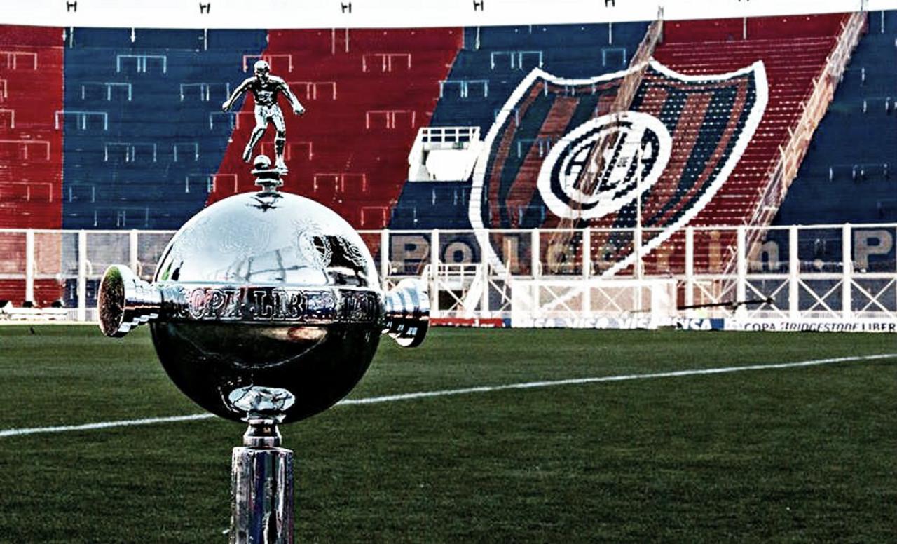 """El fixture del """"Cuervo"""" en la Libertadores"""