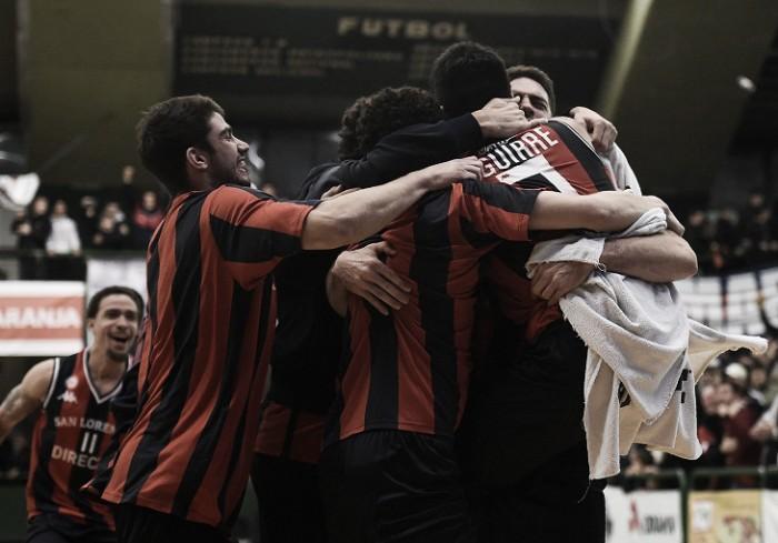 San Lorenzo campeón de la Conferencia Sur