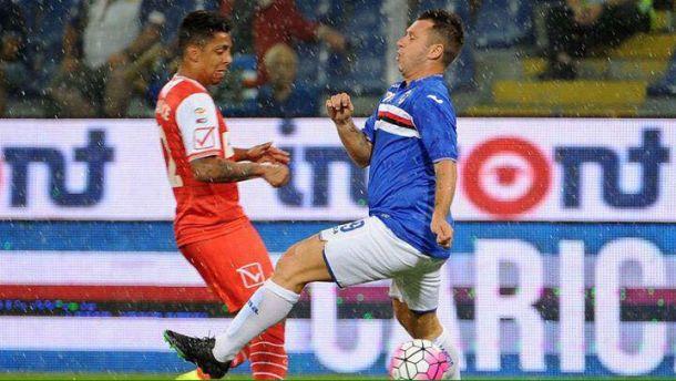 Samp, stop Cassano:niente Napoli