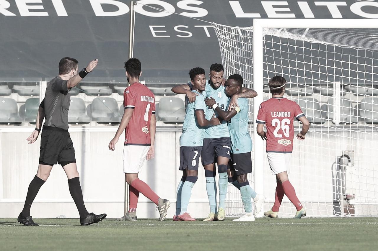 Cassiano comemora boa fase no Vizela e mira acesso à elite portuguesa