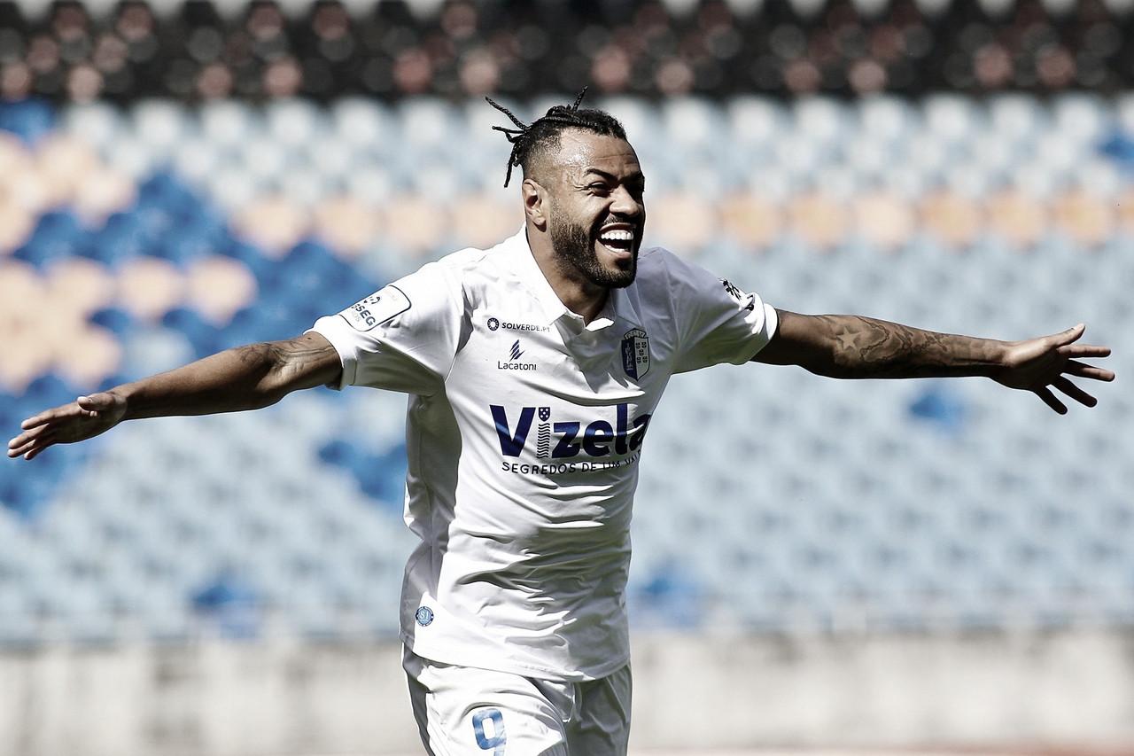 Cassiano avalia início de temporada do Vizela no Campeonato Português