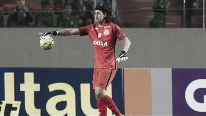 Cássio admite não ter estudado o Grêmio e ressalta a união do grupo