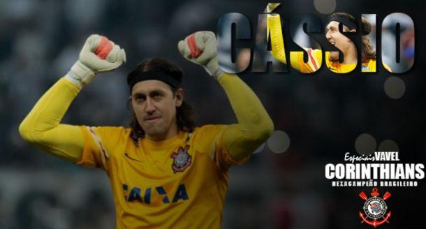 Corinthians 2015: Cássio, a regularidade que rendeu seleção