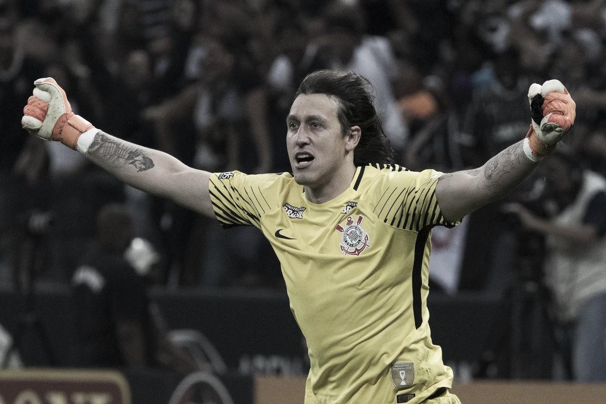 Cássio brilha nas penalidades alternadas, Corinthians bate São Paulo e vai à final do Paulistão