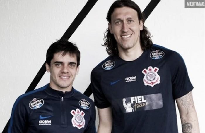 Campeões em 2017, Cássio, Fagner e Camacho têm contratos renovados pelo Corinthians