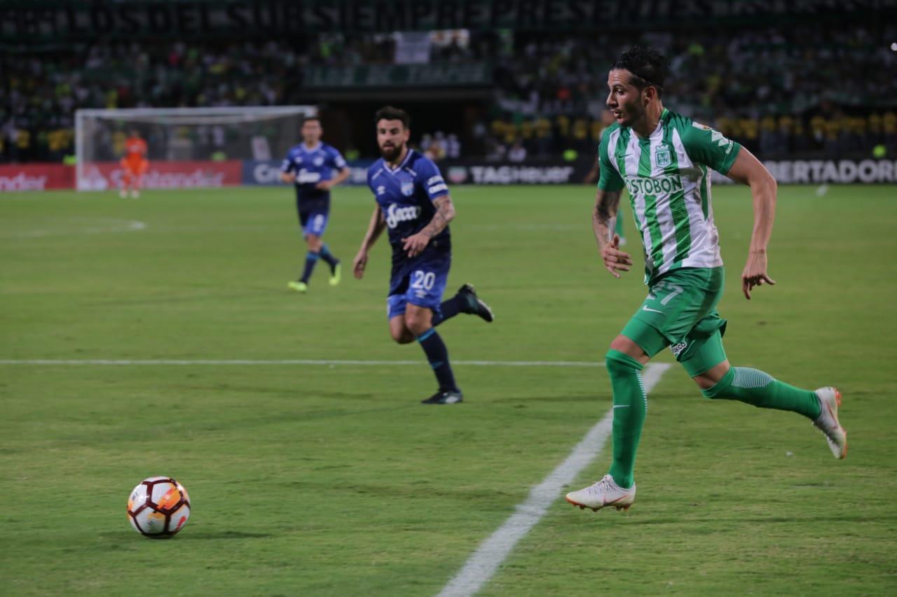 """""""Queríamos ganar, pero el empate fue importante para lo que viene"""":Gonzalo Castellani"""