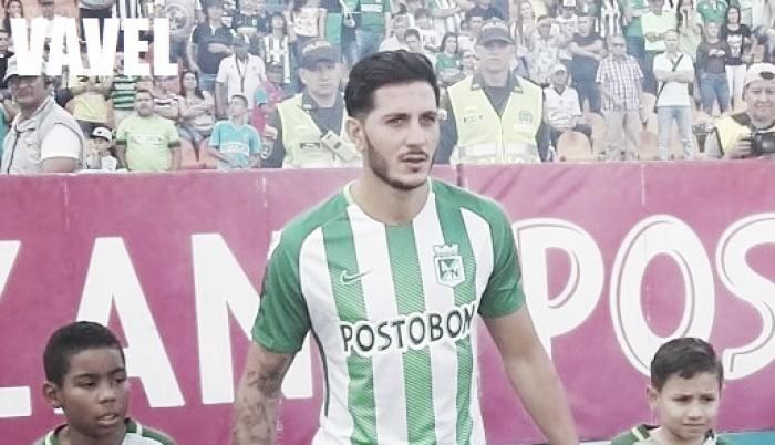 """Gonzalo Castellani: """"Tengo que aprovechar que estoy en este club tan grande"""""""