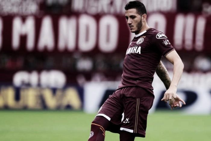 """Castellani: """"Quiero jugar y demostrar que estoy a la altura de Boca"""""""