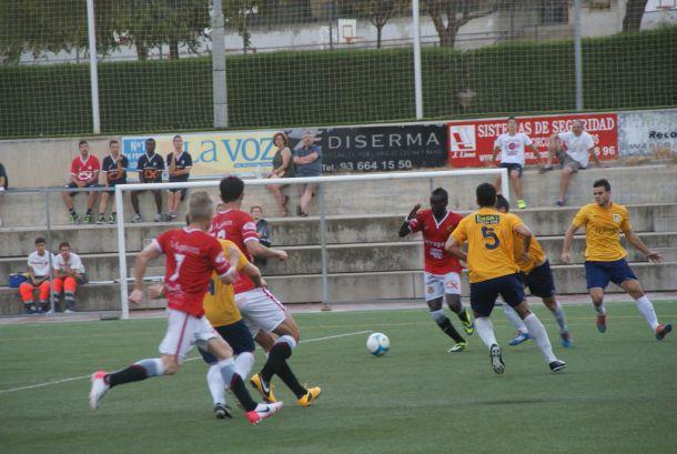 Ganó el menos malo en Castelldefels