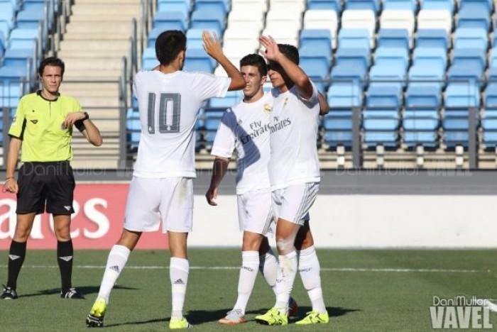 El Real Madrid Castilla retoma el rumbo