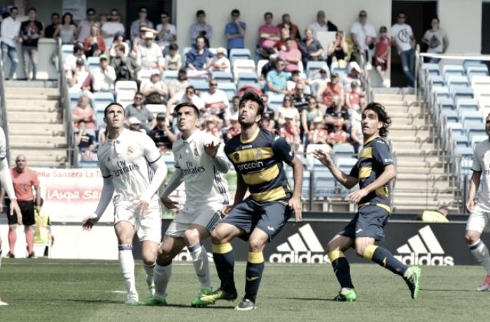 Previa Real Madrid Castilla  – Sanse: más allá de la zona media