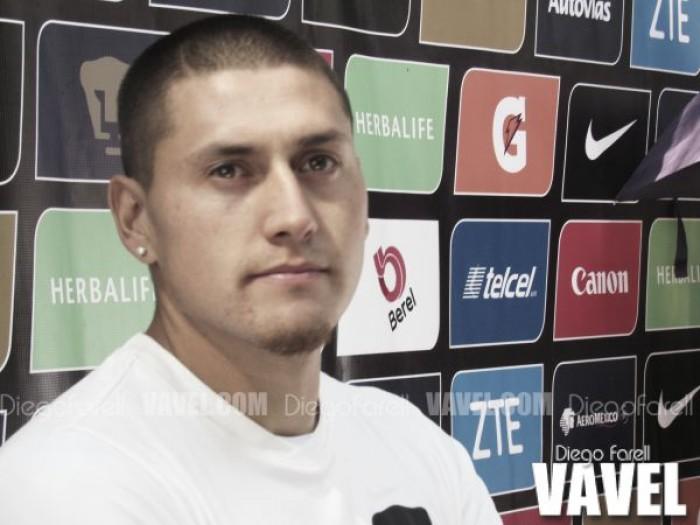 """Nicolás Castillo: """"Me han tratado muy bien en el club"""""""