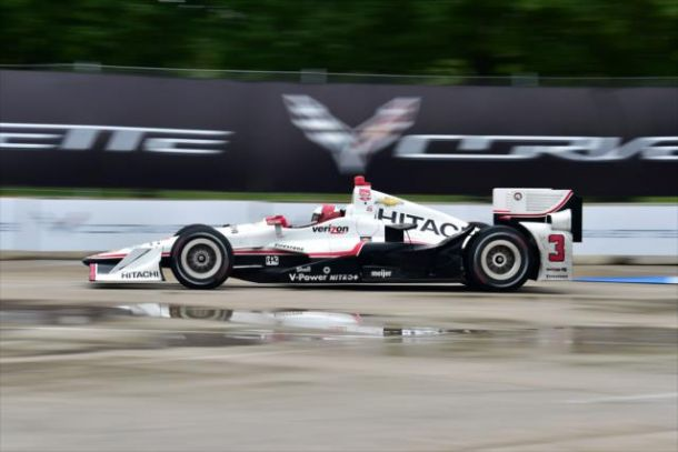 IndyCar: Castroneves' GP Of Indy Penalty Reduced