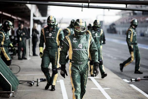 Caterham em risco de não ter carros para o GP dos EUA