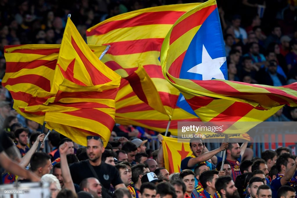 Catalonia play for first time in four years as complications and tensions start to rise