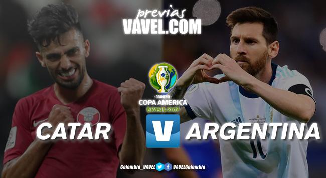 Previa Catar vs Argentina: último encuentro del grupo B, en busca de una posible clasificación