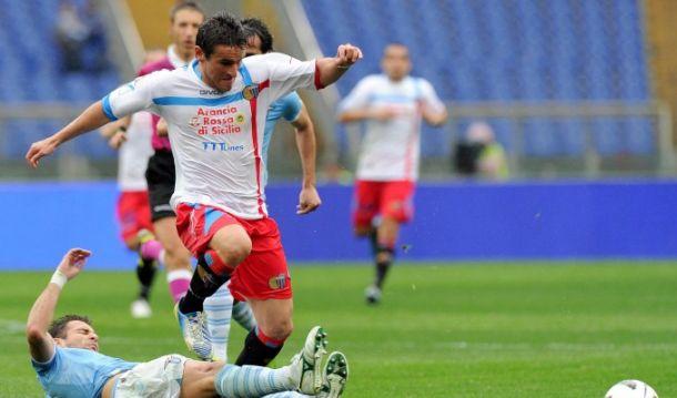 Pari sfortunato per il Catania a Parma