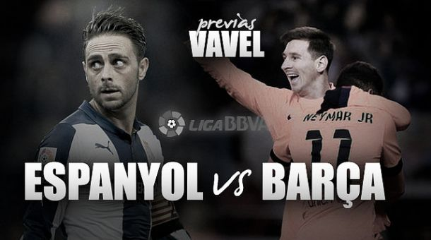 Espanyol vs barcelona catalan derby takes center stage