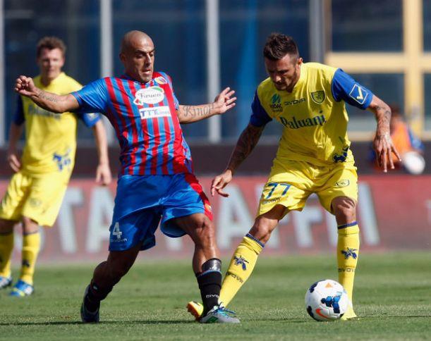 Live Catania - Hellas Verona in Serie A