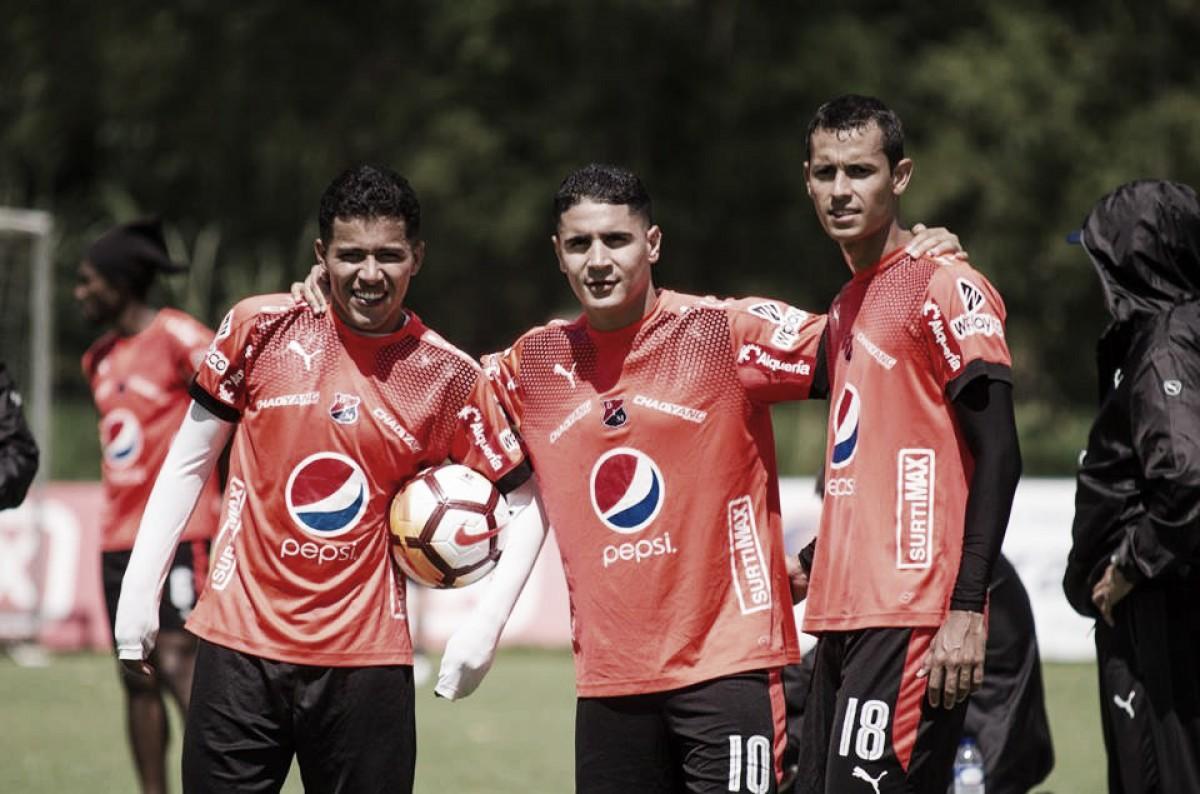 """Daniel Cataño: """"Hemos hecho las cosas bien, así que pienso que será un partido mano a mano"""""""