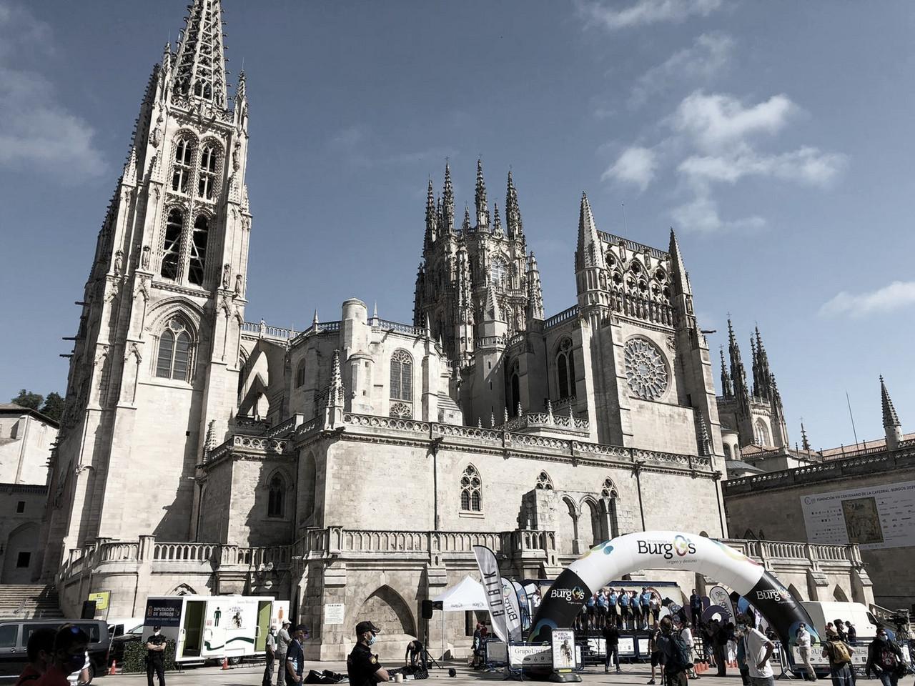 La Vuelta a Burgos de las estrellas