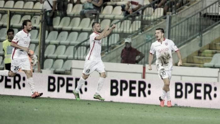 Serie B: beffa finale per la Salernitana, Bifulco regala i tre punti al Carpi all'89'